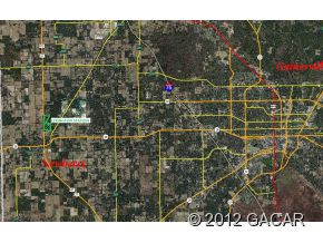 Vacant Land real estate Newberry Gainesville